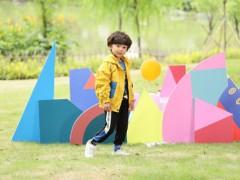 小猪宾果新产品上市 充满时尚与童趣的儿童服装
