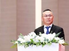 """中纺联副会长徐迎新谈纺织业""""一带一路""""大会"""