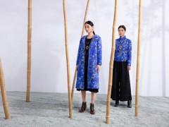 曼茜纱秋冬上新 融入时尚元素的民族风服装