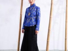 你有见过时尚民族风服装?曼茜纱秋季新产品