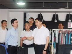 河南一市五县领导造访虎门 一致赞叹:太牛了!