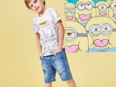 小猪班纳传授儿童服装穿搭窍门 流行时髦从小做起!