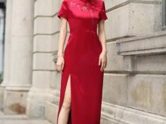东方贵族旗袍 回忆与重现民国之美