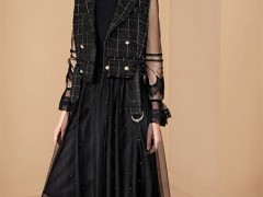 卡尼欧服装:诠释新意 将黑色进行到底