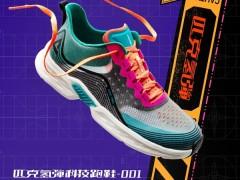 科技力量横行 匹克氢弹科技跑鞋十小时推销一万双