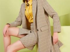 芝仪女装2020春夏系列:职场女人 释放出你的高贵气息