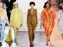 潘通时尚色 2020秋冬国际时装周时尚色趋势概括