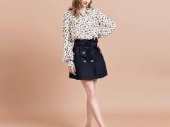 抓住时尚趋势资讯 舟山戈蔓婷女装代理加盟店走在同行前列