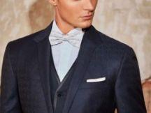 富绅V定制:2020春夏换新上市 质感男的西装高级定制