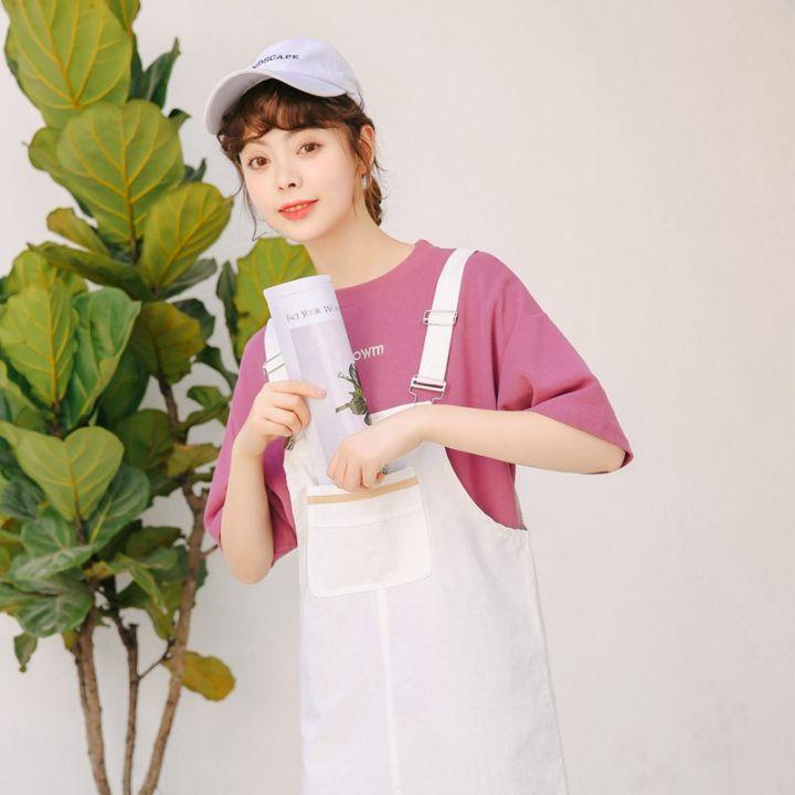386#猫柒小姐最新夏天新款学院风休闲随意搭配背带裙